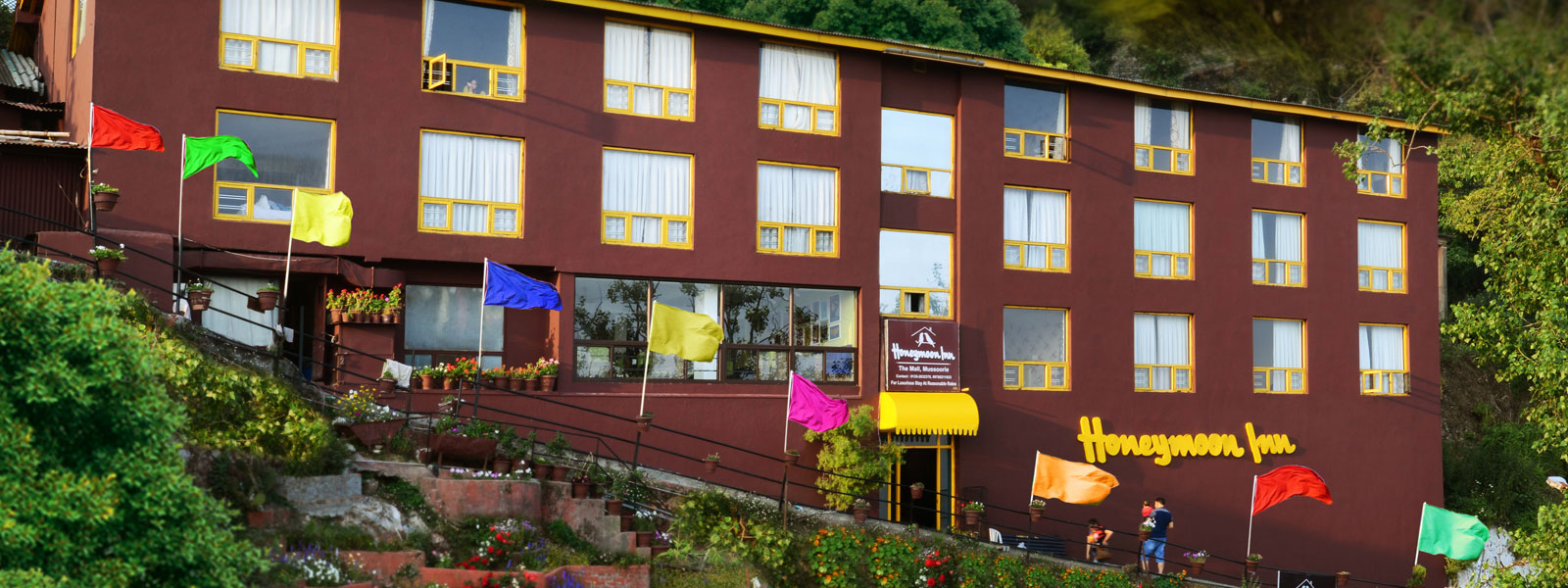 Honeymoon inn Mussoorie - best hotels in mussoorie